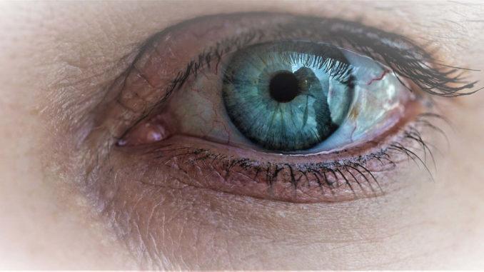 עין אנושית